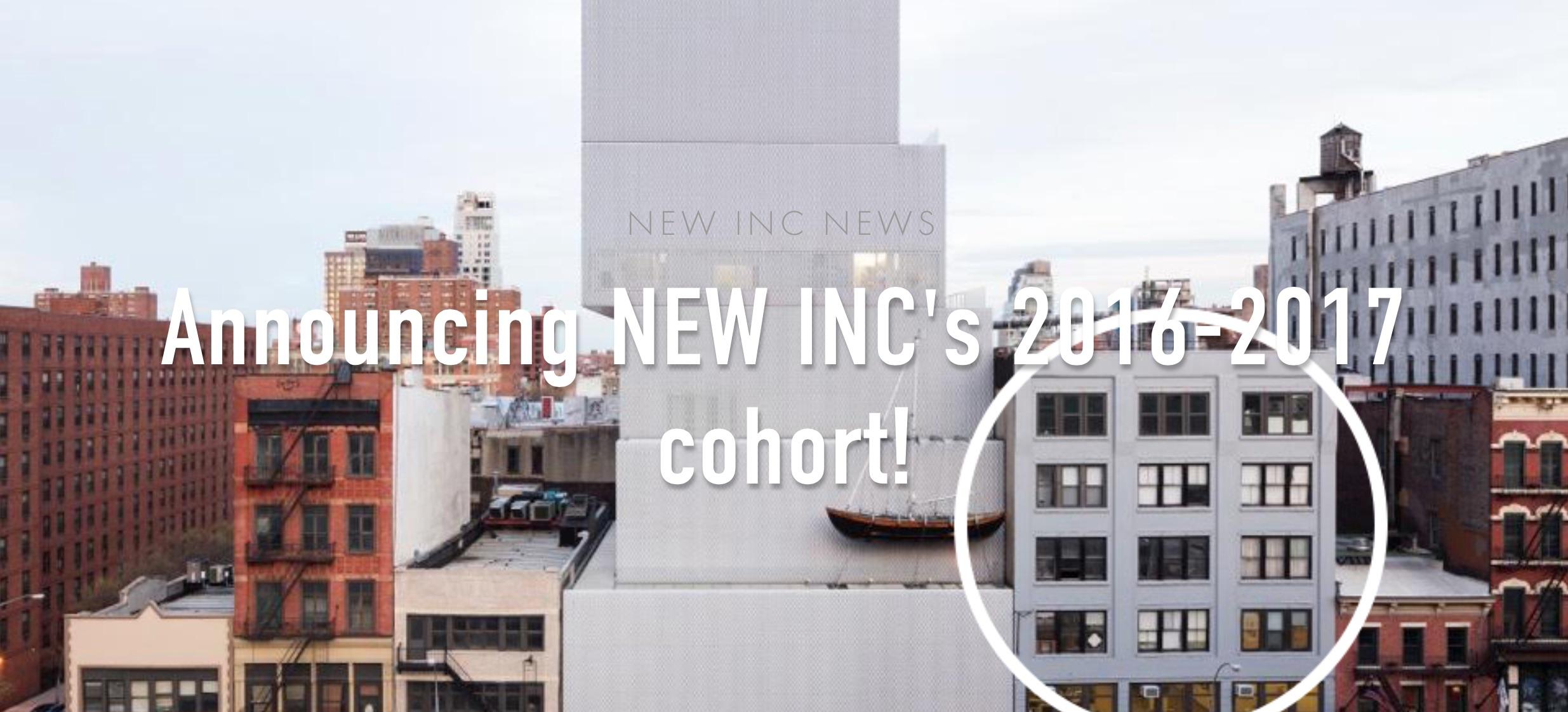 NIIO Joining NEW INC.