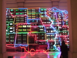 440px-Electronic_Superhighway_by_Nam_June_Paik