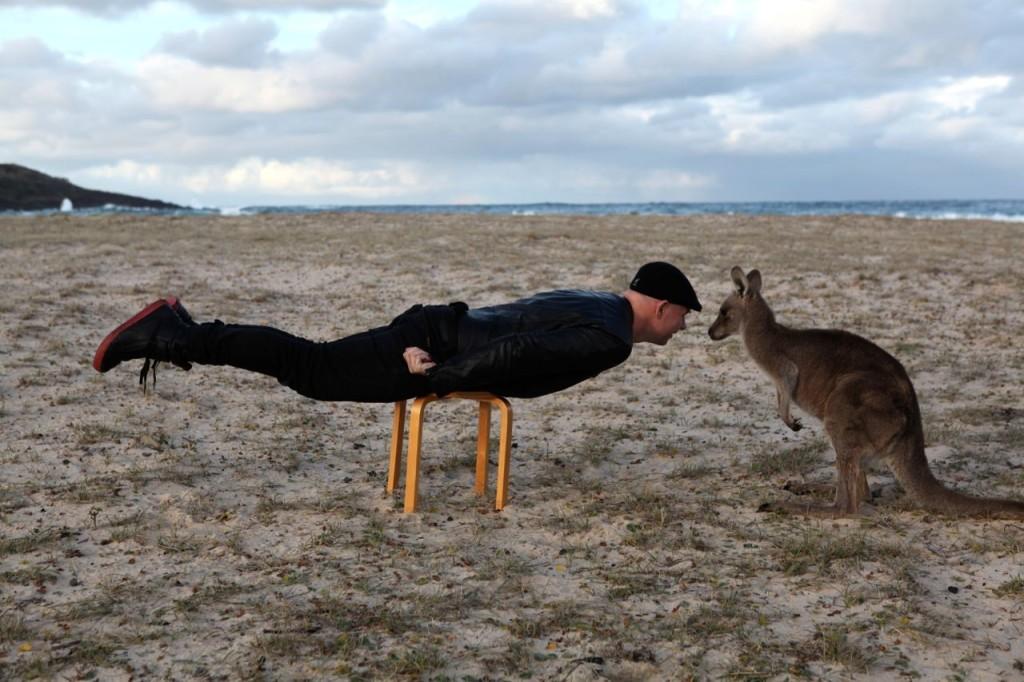 Shaun_Gladwell_Plank_with_Kangaroo_2014